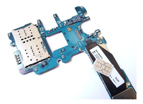 Placa Mãe Lógica Principal Samsung Galaxy S8 Plus Sm-g955fd 100%  Retirada De Aparelho Semi Novo Sem Defeitos Original