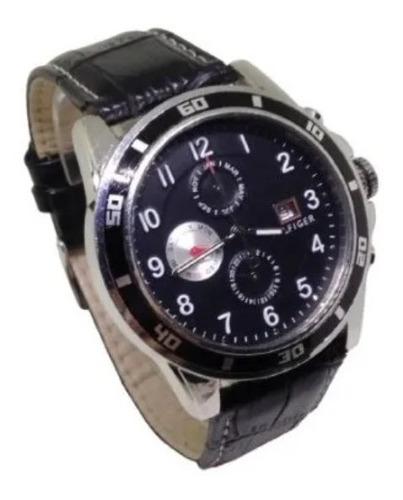Relógio De Pulso Thommy Hilfiger Masculino Webclock U09862 Original
