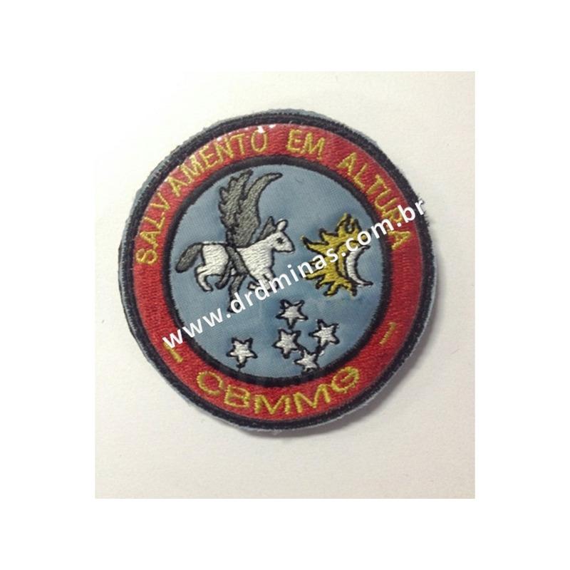 Patch / Distintivo Bordado Salvamento Terrestre