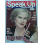 Revista:speak Up:vol.251: cd:nicole Kidman:inglês