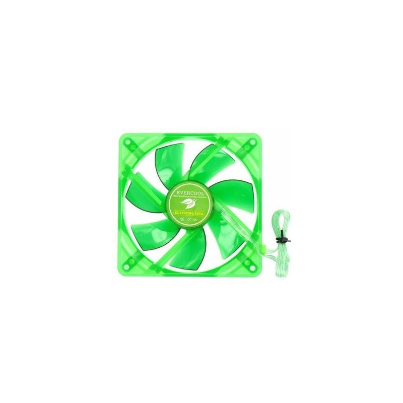 COOLER FAN VERDE EGF-12 120X120X25 EL