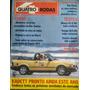 Revista 4 Rodas Nº 330 1988: Xr3 Conversível, Voyage Gls
