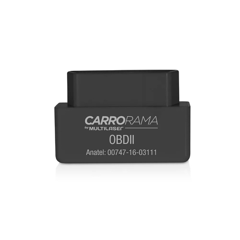 Scanner Automotivo OBDII Bluetooth Carrorama - AU205