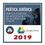 Prática Na Advocacia Civel De Acordo Com O Ncpc 2019 E 18.