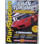 Revista Playstation Ed. Nº 128 Gran Turismo Psp, Ps2 E Ps3