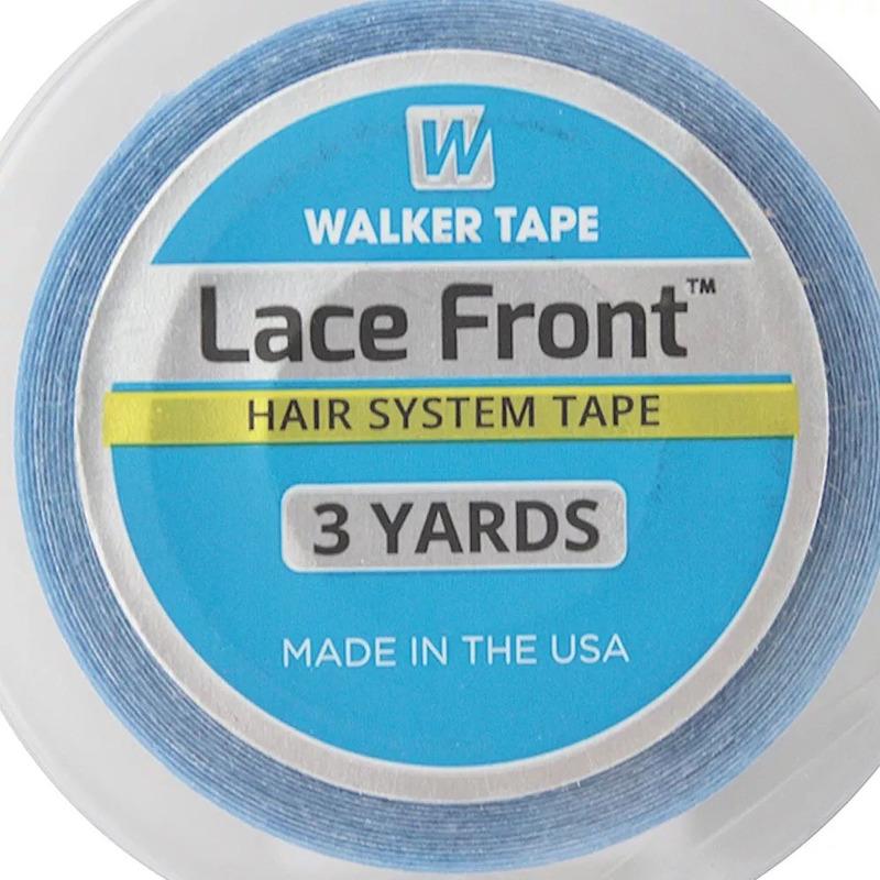 Fita Adesiva Capilar para Prótese Capilar Lace Front 3 yards Walker Tape Original