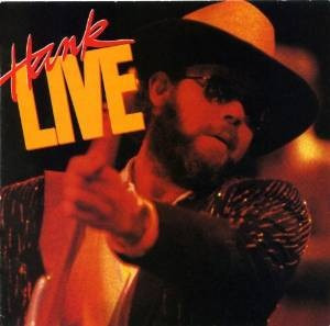 Cd Hank Williams Jr. Hank Live Original
