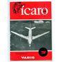 Antiga Revista Icaro Varig Ano 2 N° 5 Janeiro De 1958