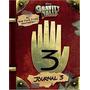 Livro Gravity Falls: Journal 3 Super Promoção !!