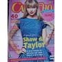 Revista Capricho Taylor Swift C/ Poster Glee Jul 2013
