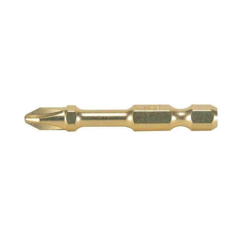 Bits de Torção 50 mm PH2 Impact Gold c/2 Peças - B-39160 - Makita