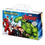 Maleta De Leitura Avengers Os Vingadores