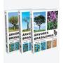 Coleção Árvores Brasileiras 1, 2 E 3 Novos Lacrados