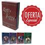 Box Harry Potter Guia Cinematográfica 4livros Novo Lacrado