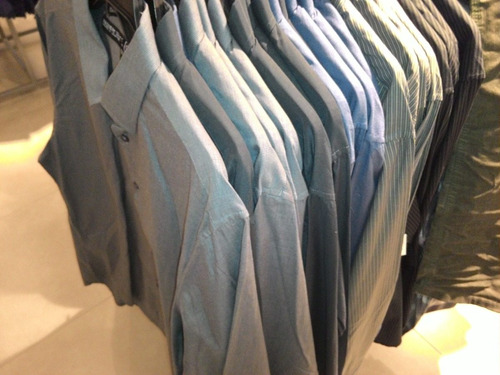 Kit 10 Camisa Social Masculina Slim Fit Estilo Luxo Atacado