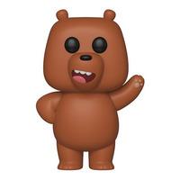 Grizz Pop Funko #549 - We Bare Bears - Animation