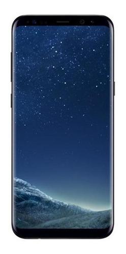 Celular Samsung Galaxy S8 Plus 64gb Preto Excelente Seminovo Original