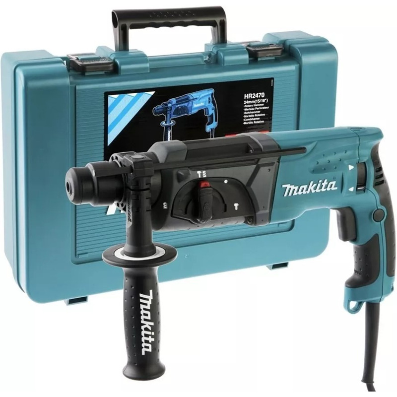 Martelete Rotativo Makita Rompedor 780W Rpm 0-1.100 110V