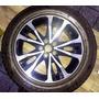 Roda Aro 16 Corolla 205/55/r16 2 Pneus Novos E 2 Seminovo