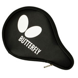 Butterfly Capa Raquetera Case P/ Raquete Tenis Mesa Prata