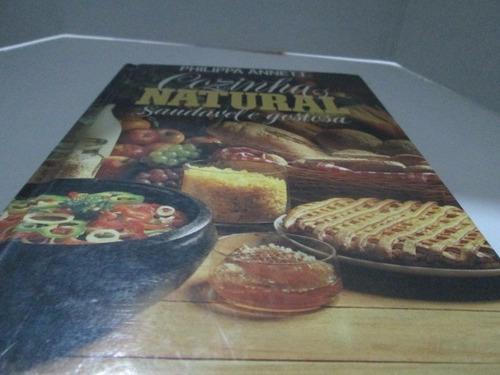 Livro Cozinha Natural Saudavel Philippa Annett Usado R.684 Original