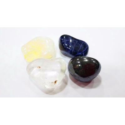 Coleção Bons Negócios/kit 4 Pedras/cristal/ônix/citrino em Campinas
