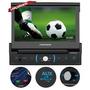 Dvd Automotivo Pósitron Sp6730 7 Espelhamento E Bluetooth