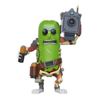 Pickle Rick with Laser Pop Funko #332 - Rick & Morty