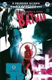 Gibi Batman Grandes Astros - Univer O Primeiro Aliado Original