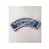 Patch / Distintivo Bordado Salvamento Aquático