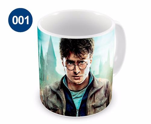 Caneca de Porcelana Harry Potter