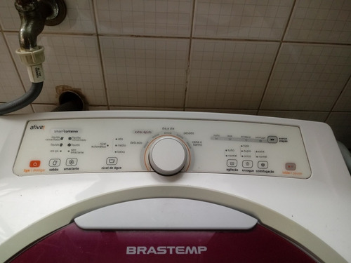 Máquina De Lavar Brastemp11kg, 110w Original