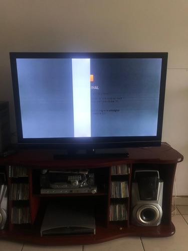 Tv Aoc 46 Polegadas Led Le46h057d 3x Hdmi, Usb - Defeito Original