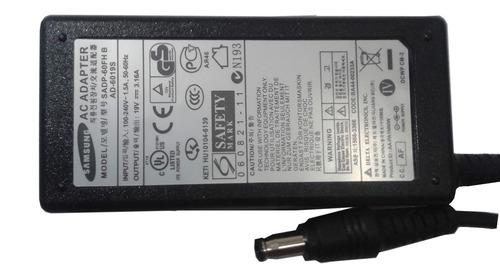 Carregador Samsung R430 R440 Rv410 Rv411 Rv415 R480 Rv420