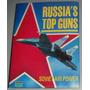 Avião Livro Russia's Top Guns ( Inglês )