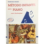 Kit Metodo Infantil Para Piano E Caderno De Musica