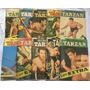 Lote Tarzan 2º Série 1 A 10 Em Fac símile Frete Grátis