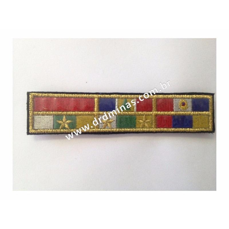Medalha Bordada Assembleia/Alferes Tiradentes/Defesa Pessoal/10/20Anos/Merito Profissional