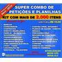 Kit Petições Jurídicas 2.000 Itens começando Do Zero 2019