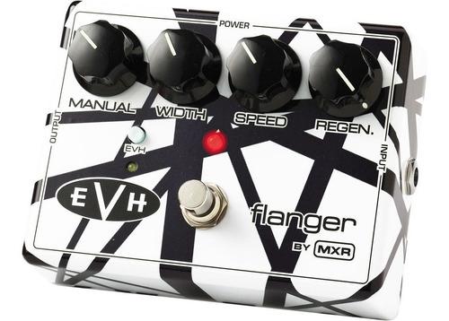Pedal Dunlop Flanger Evh-117 Eddie Van Halen Signature Original