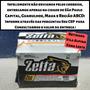 Bateria Zetta 60 Amperes Moura Nova Com Nota Retirar Sp