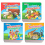 Livros Para Bebê Inglês E Português Coleção Bê a bá 4 Vols.