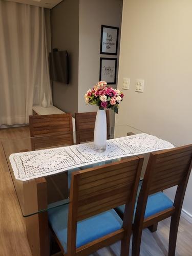 Mesa De Jantar Com 4 Cadeiras Original