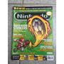 Revista Nintendo Super Mario Strikers King Kong N°91