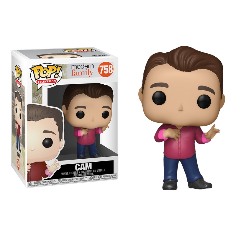 Cam Pop Funko #758 - Modern Family - Television