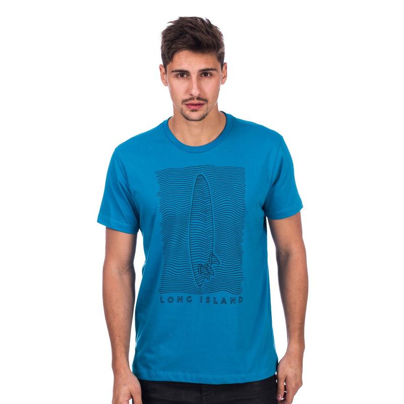 Camiseta Long Island Board Azul