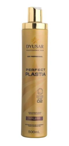 Escova Progressiva  Perfect Plastia Dyusar 500 Ml Original