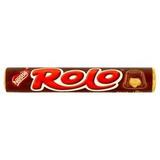 Chocolate com caramelo ROLO - Nestlé