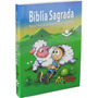 Bíblia Sagrada Mig E Meg Meninos Sbb