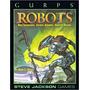 Livro Gurps Robots Rpg Steve Jackson Games David Pulver